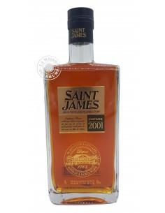 Rhum Saint James Vieux 2001