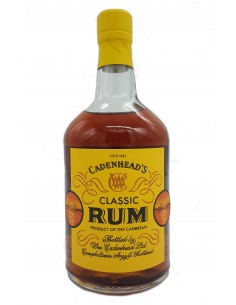 Rhum Cadenhead Classic Vieux