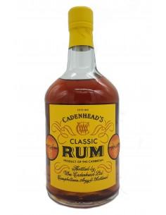 Rhum Cadenhead's Classic...