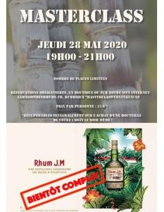 Masterclass - Rhum JM -...