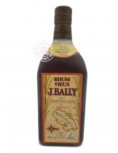 Rhum J. Bally Vieux 1966