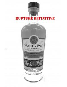Rhum Worthy Park Single...