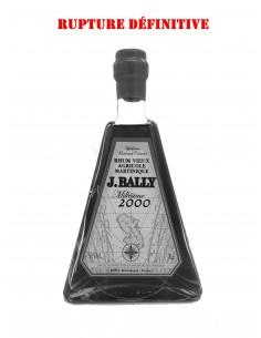 Rhum J. Bally Vieux 2000 17...