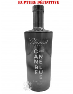 Rhum Clément Blanc - Canne...