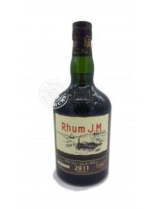 Rhum JM Vieux 2011 Brut de...