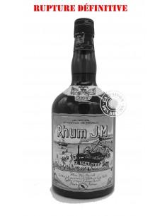 Rhum JM Vieux 1998 Brut de...