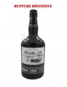Rhum JM Vieux 2008 Brut de...