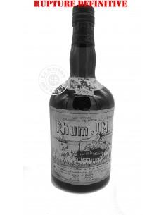 Rhum JM Vieux 1984 Brut de...