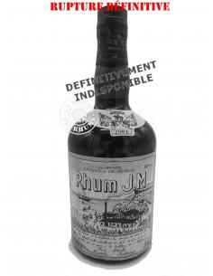 Rhum JM Vieux 1983 Brut de...