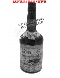 Rhum JM Vieux 1980 Brut de...