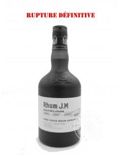 Rhum JM Vieux...