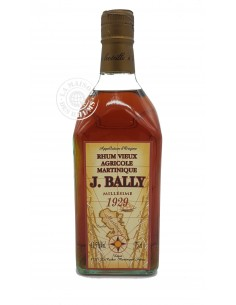 Rhum J. Bally Vieux 1929