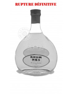 Rhum HBS Blanc - La Cuvée...
