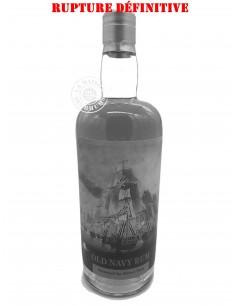Rhum Silver Seal Old Navy Rum