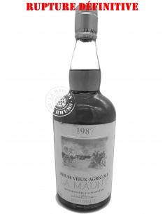 Rhum La Mauny Vieux 1987