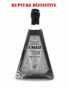 Rhum J. Bally Vieux 1998...