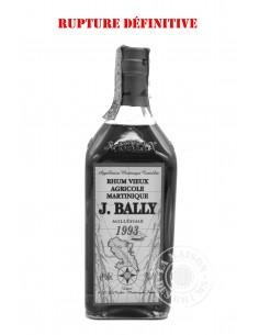 Rhum J. Bally Vieux 1993