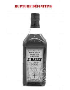 Rhum J. Bally Vieux 2000