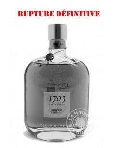 Rhum Mount Gay Vieux 1703...