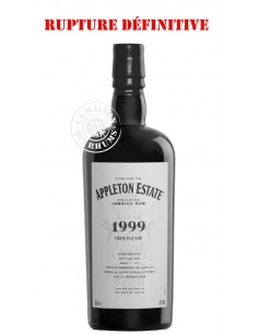 Rhum Appleton Estate - 1999...