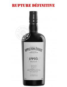 Rhum Appleton Estate - 1995...