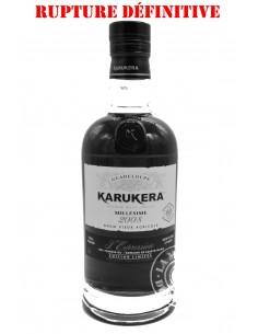 Rhum Karukera Vieux 2008...