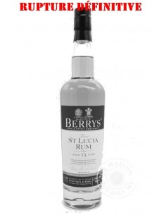 Rhum Berry Bros. Saint...