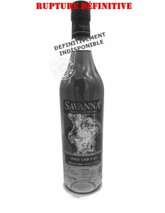 Rhum Savanna Traditionnel...