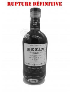 Rhum Mezan Vieux Guyana...