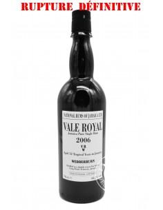 Rhum Jamaican Stills Vale...