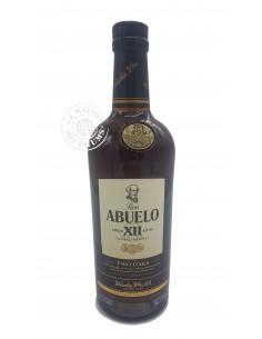 Rhum Abuelo Añejo 12 ans...