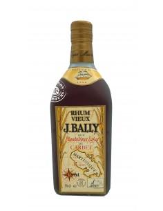 Rhum J. Bally Vieux 1950